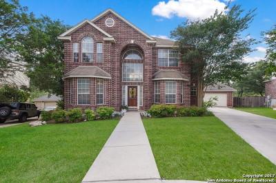 San Antonio TX Single Family Home For Sale: $349,950