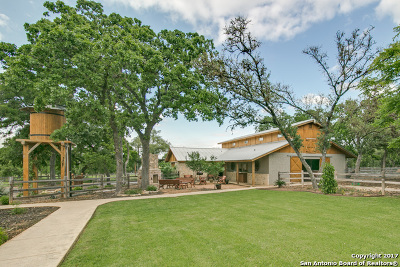 San Antonio Farm & Ranch For Sale: 28012 Dal-Cin Dr
