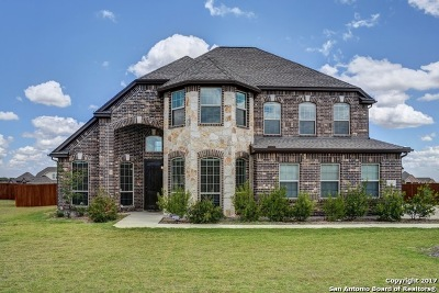 Schertz Single Family Home For Sale: 10202 Ivy Jade