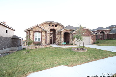Single Family Home For Sale: 11106 Cup Flower