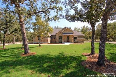 La Vernia Single Family Home For Sale: 224 Champions Blvd.