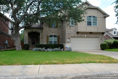 San Antonio TX Single Family Home Price Change: $340,000