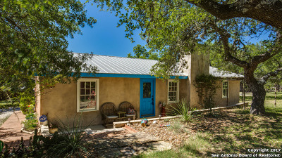 Boerne Single Family Home Back on Market: 217 Oak Ridge Dr
