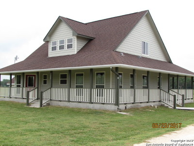 Guadalupe County Single Family Home For Sale: 227 Ski Plex Dr