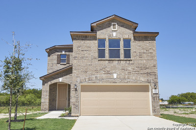 Single Family Home For Sale: 1111 Gruma