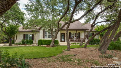 San Antonio Single Family Home Active RFR: 26714 Timberline Dr