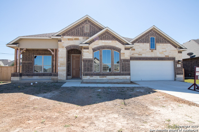 Cibolo Single Family Home Price Change: 912 Islantilla