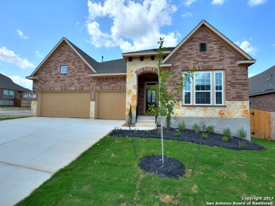Single Family Home For Sale: 12615 Ozona Ranch