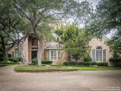 Bexar County Single Family Home Back on Market: 312 Box Oak