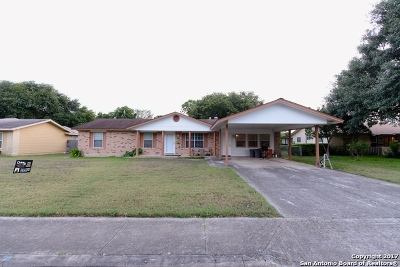 Schertz Single Family Home For Sale: (Rio Vista) 302 River Rd.