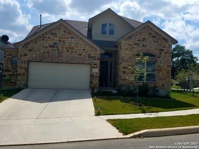 San Antonio Single Family Home For Sale: 21115 Capri Oaks