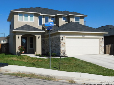 Converse Single Family Home For Sale: 3966 Bogie Way