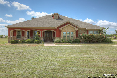 Bexar County, Comal County, Guadalupe County Single Family Home For Sale: 5889 Youngsford Rd