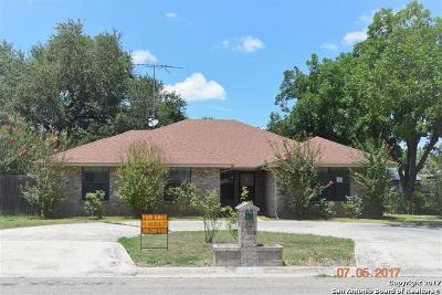 Hondo Single Family Home Price Change: 1154 32nd St