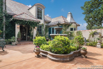 Boerne Single Family Home For Sale: 733 Rodalyn Dr