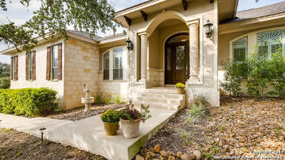 Single Family Home For Sale: 23118 Fossil Peak
