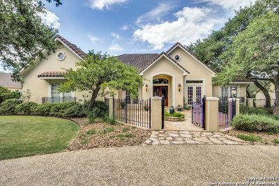 Boerne Single Family Home For Sale: 8240 Liberty Park