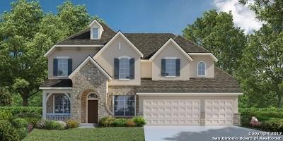 Single Family Home For Sale: 17718 Hillsedge