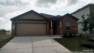 Converse Single Family Home For Sale: 10215 Waverunner