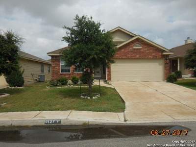 Single Family Home For Sale: 9127 Mare Trace