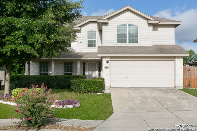 Bexar County Single Family Home For Sale: 7707 Black Oak Pass