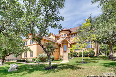 Boerne Single Family Home For Sale: 25407 Pyrite