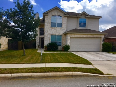 Single Family Home For Sale: 24514 Wine Rose Path