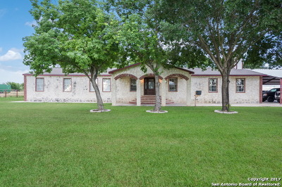 Single Family Home For Sale: 13520 Quesenberry Rd