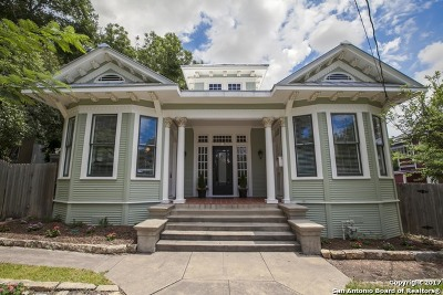 San Antonio Single Family Home Back on Market: 306 Army Blvd