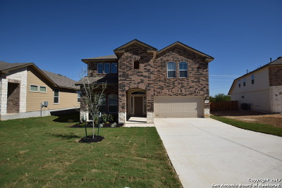 Cibolo Single Family Home For Sale: 412 Pearl Chase
