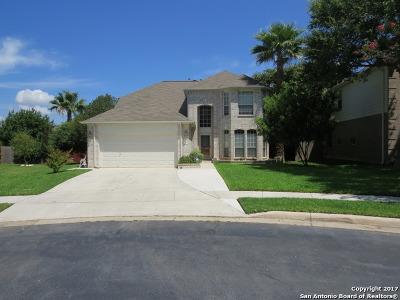 Schertz Single Family Home For Sale: 4760 Iron Ridge Pass