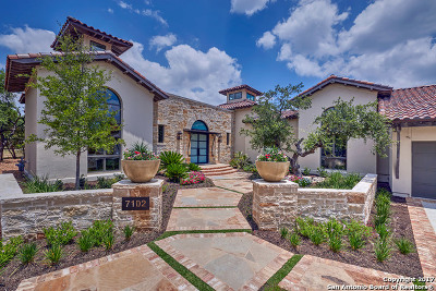 San Antonio Single Family Home Back on Market: 7102 Bluff Edge