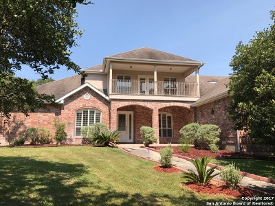Boerne Single Family Home Active RFR: 28815 Kalkallo Dr