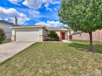 Single Family Home For Sale: 11826 Oak Water