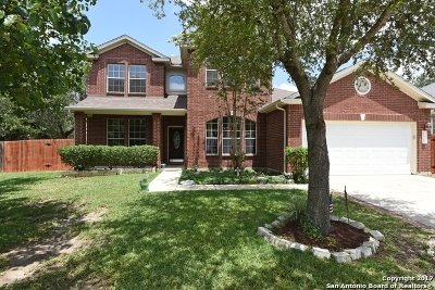 Helotes Single Family Home For Sale: 12918 Majestic Cedar