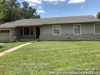 Karnes County Single Family Home For Sale: 317 Hackberry