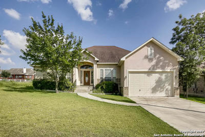 Selma Single Family Home For Sale: 7910 Deerfield Blvd