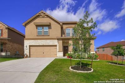 San Antonio Single Family Home Price Change: 20327 Oak Panache