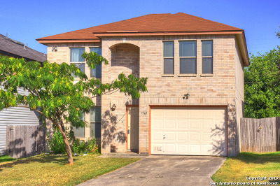 Single Family Home For Sale: 11362 Victory Cavern