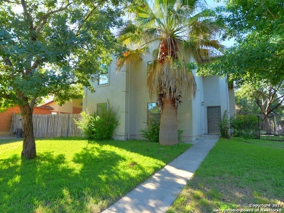 Bexar County Single Family Home Back on Market: 7017 Jefferson Ridge Dr
