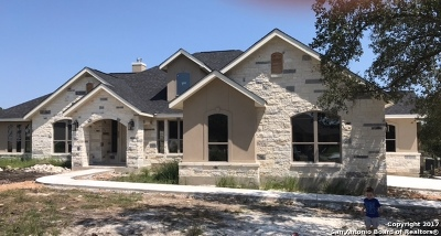 New Braunfels Single Family Home Back on Market: 1262 Magnum