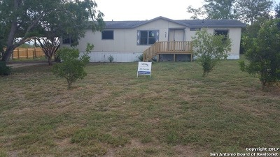 Manufactured Home For Sale: 205 S County Road 5603