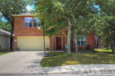 Single Family Home For Sale: 8014 Cooper Mill