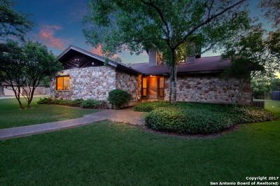 San Antonio Single Family Home For Sale: 3920 Beckwood Dr