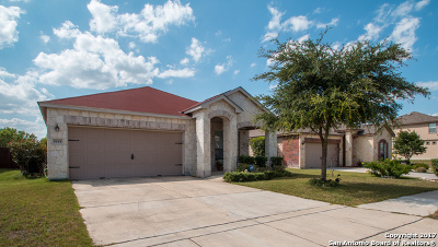 Leon Valley Single Family Home For Sale: 5315 Caraway Bnd