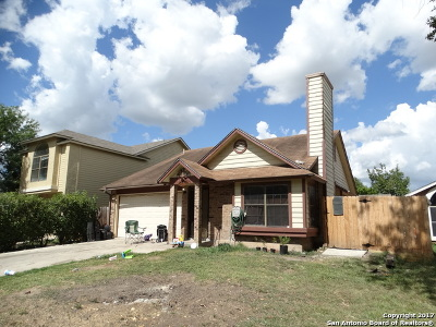 Single Family Home For Sale: 4154 Hunters Sun Dr