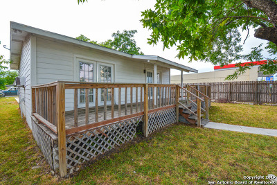 Single Family Home For Sale: 759 General McMullen Dr