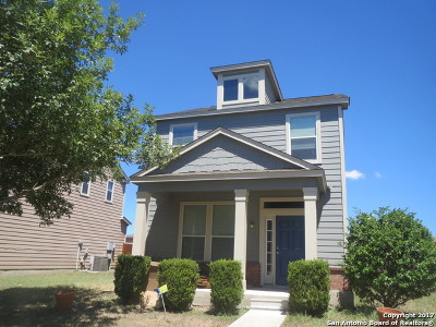 San Antonio Single Family Home Back on Market: 6007 Midcrown Dr