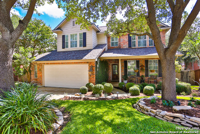 San Antonio Single Family Home Back on Market: 26006 Cuyahoga Cir