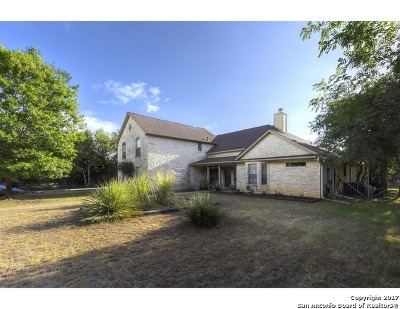 Comal County Single Family Home For Sale: 4805 Elm Creek Dr